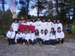 Delegación C-LM en el CEEO