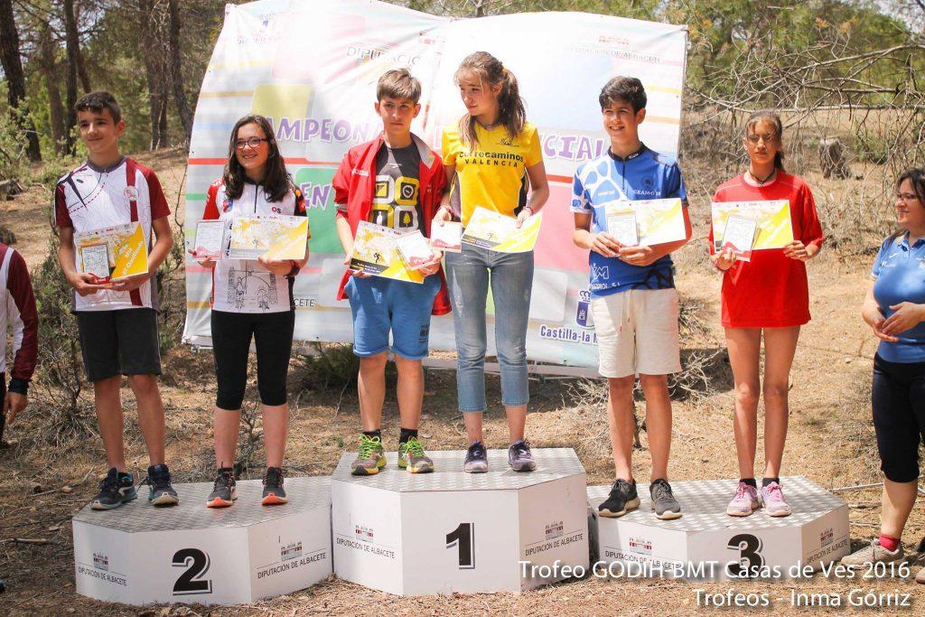 Foto Trofeo GODIH