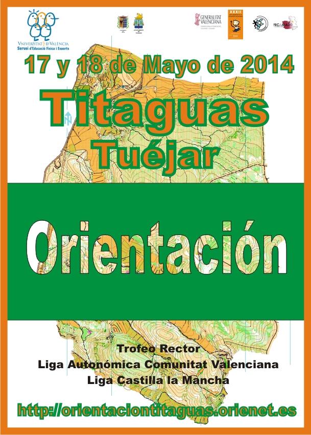 Cartel de TITAGUAL